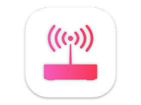 NetWorker Pro For Mac v7.0.7 专业的网络信息速度监测工具