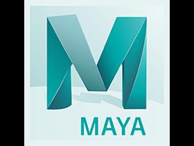 Maya For Mac v2022 多国语言 专业的三维建模软件