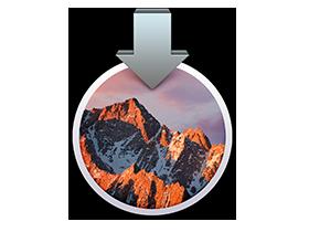 MacOS Sierra 10.12 正式版 黑苹果懒人版CDR安装镜像