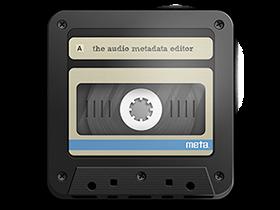 Meta For Mac v1.6.1 强大的音乐标签编辑工具