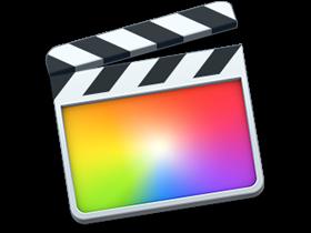 Final Cut Pro For Mac v10.3.3 苹果自家的视频后期剪辑工具