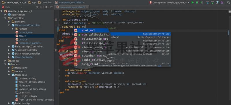 RubyMine v2016.3 for Mac   智能的Ruby和Rails的IDE开发工具