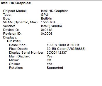 台式机黑苹果驱动核显HD4400的方法