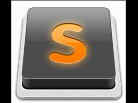 Sublime Text 3 (Build 3122) for mac 破解版下载 代码编辑器