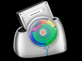 Disk Inspector For Mac v2.1.1视觉化磁盘清理工具