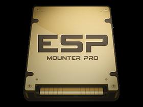 ESP Mounter Pro v1.6 | 黑苹果ESP分区管理加载工具
