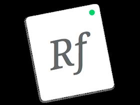 RightFont For Mac v3.2.5 强大字体管理工具