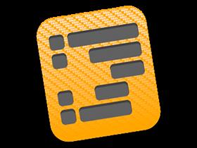 OmniOutliner For Mac v5.1.1 内容大纲头脑风暴