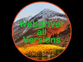 Webdriver All Versions v3.1 最新支持10.13.3黑苹果显卡驱动