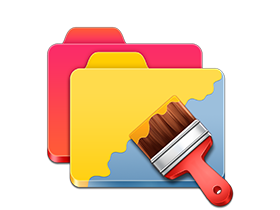 Folder Designer For Mac v1.6 实用的文件夹图标美化工具