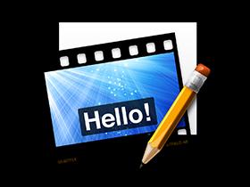 iSubtitle For Mac v3.1 专业的视频字幕制作软件