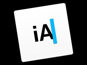 iA Writer For Mac v5.6.7 专业的写字记事本写作软件