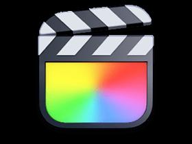 Final Cut Pro For Mac v10.5.2 macOS强大的视频后期剪辑工具