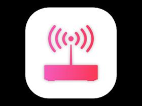 NetWorker Pro For Mac v7.0.3 专业的网络信息速度监测工具
