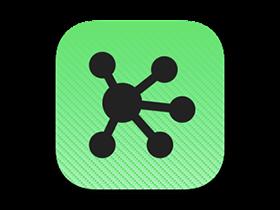 OmniGraffle Pro 7 For Mac v7.18.1 图标、流程、结构图绘制工具