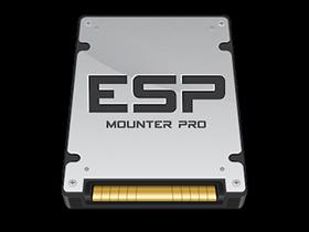 ESP Mounter Pro v1.0 黑苹果ESP分区管理加载工具