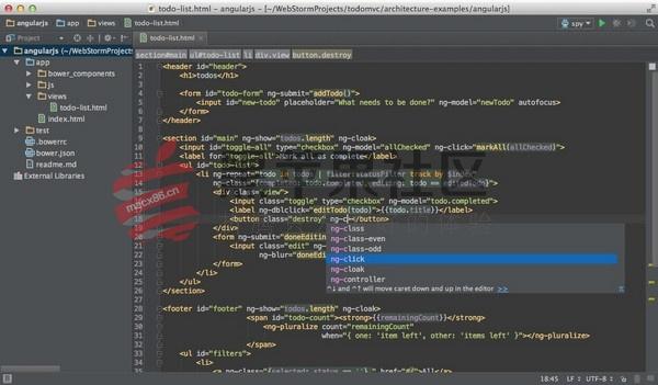 WebStorm v2016.2.3 for Mac | Web前端开发神器