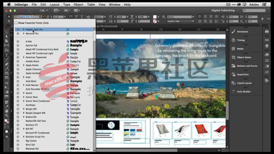 Adobe Illustrator CC 2018 for Mac v22.0.0 最新AI矢量图形设计制作软件