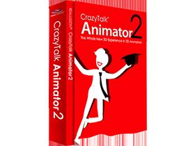 CrazyTalk Animator For Mac v2.14.2103 照片也能说话软件