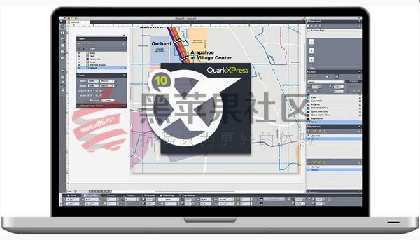 QuarkXPress 2016 for Mac v12.1  强大的版面设计软件