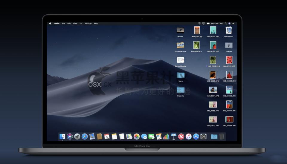 macOS Mojave 10.14 BD1 (18A293u) 测试版 最新黑苹果原版镜像