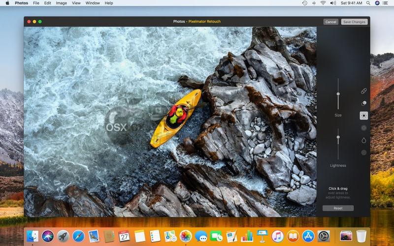 Pixelmator For Mac v3.8.6 强大的图像编辑软件
