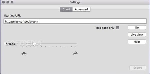 WebScraper For Mac v4.7.4 专业的网站内容抓取软件