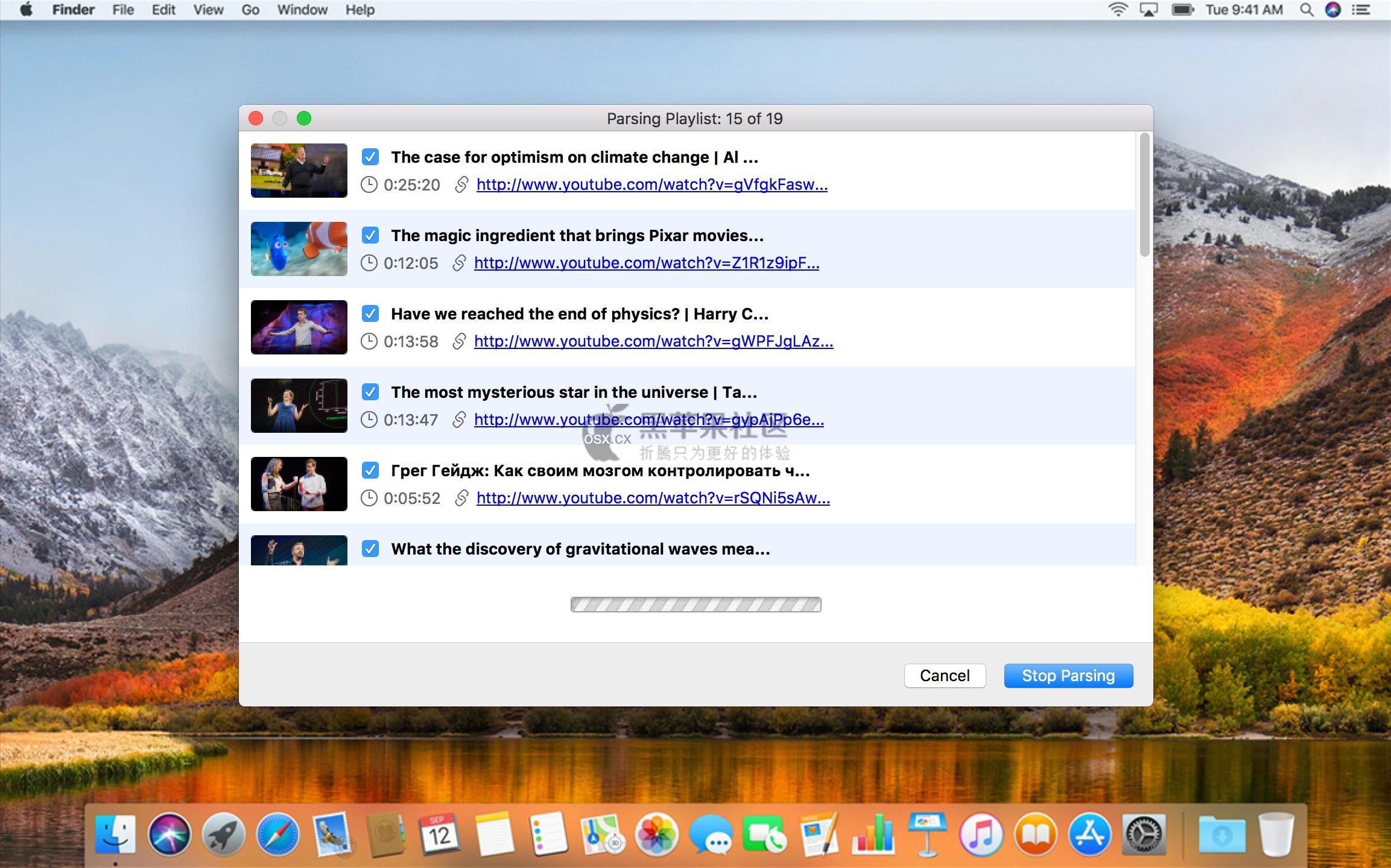 4K Video Downloader For Mac v4.16.2 专业的视频下载软件